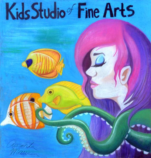 Underwater- Kids Studio (2016)