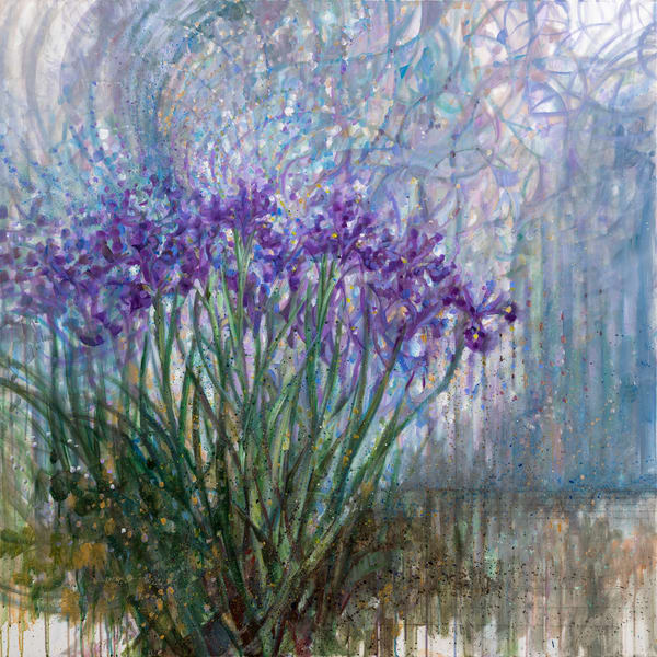 Ecstasy of the Irises
