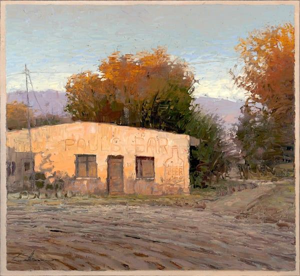 Pauls Bar Art | Fine Art New Mexico