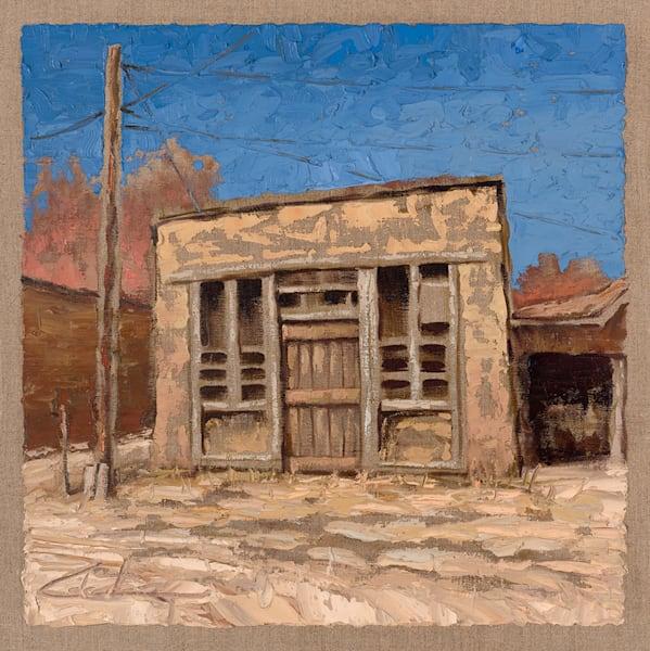 Ranchos Adobe Art | Fine Art New Mexico