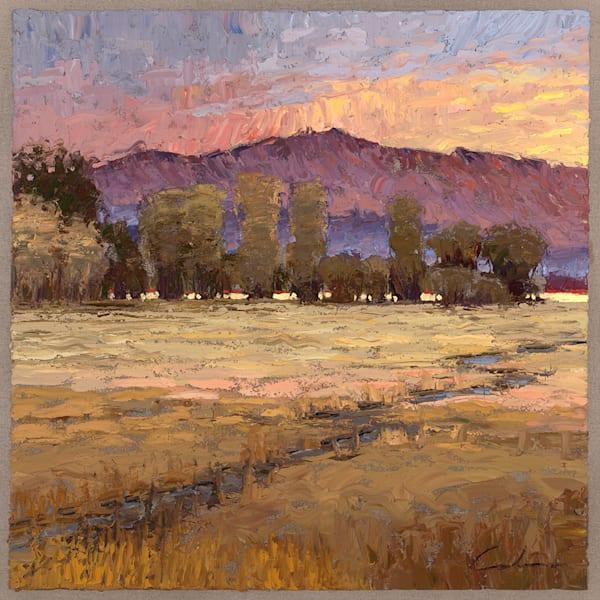 Sangre De Cristos In August Art | Fine Art New Mexico