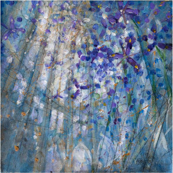 Ecstasy Of The Irises Ii Art   Freiman Stoltzfus Gallery