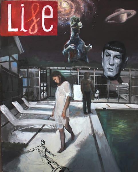 Life and lie 45*56