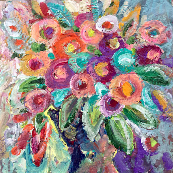 Flowers From J II by Vanessa Drew   SavvyArt Market Sale Of The Year Smalls