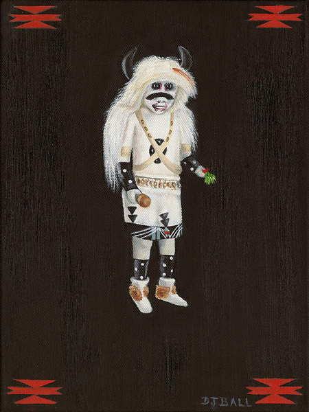 White Buffalo Kachina