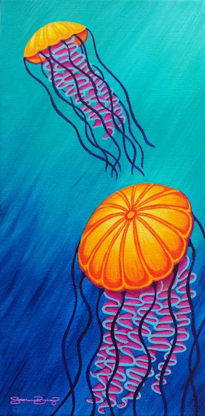 Hawaii Art | Citrus Jelly by Stephanie Boinay