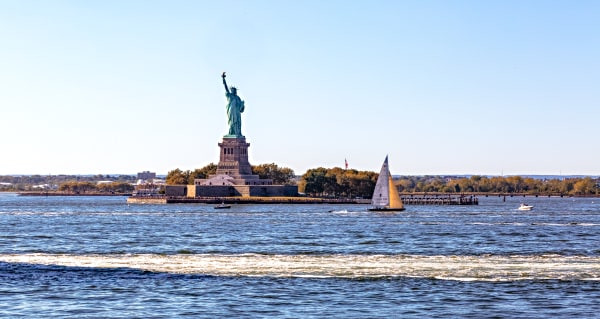 Statue Of Liberty Photograph For Sale As Fine Art