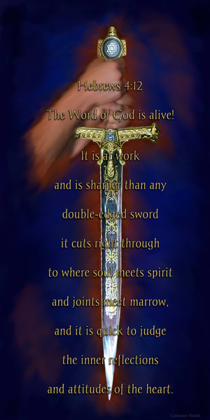 """""""Word Of God"""" by Constance Woods 