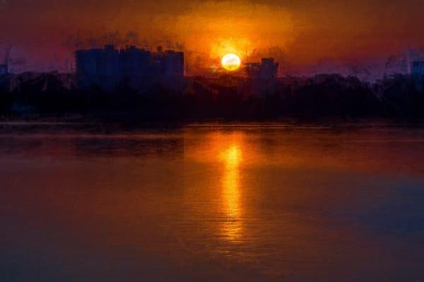 Apocalyptic Sunrise Ae    Photography Art | Carol Brooks Parker Fine Art Photography