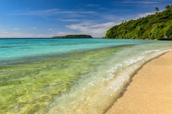 Water's Edge - Euakafa Island, Vava'u, Kingdm of Tonga