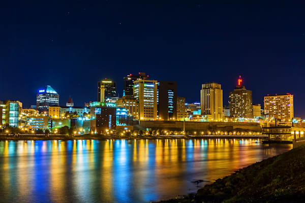 City of Saint Paul 3 - Urban Cityscapes | William Drew Photography