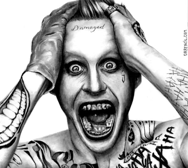 Jared Leto - The Joker