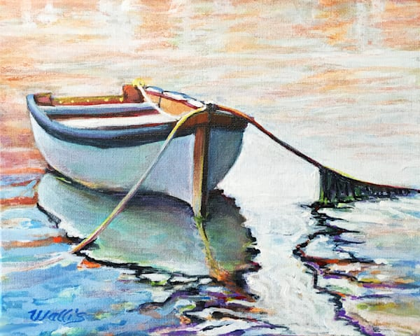 Row Boat #31 Art | Charles Wallis