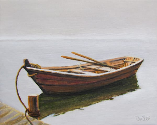 Row Boat #12  Art | Charles Wallis