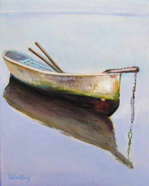 Row Boat #14  Art | Charles Wallis