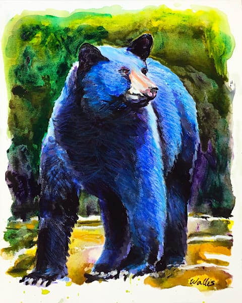 Bear 2 Art | Charles Wallis