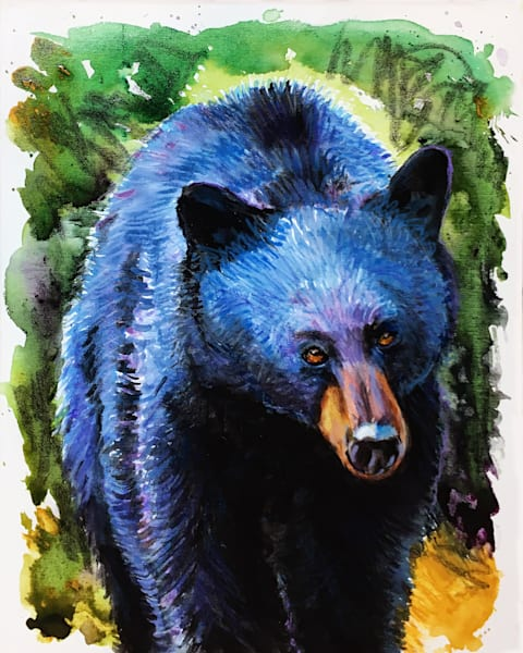 Bear 1 300 Art | Charles Wallis