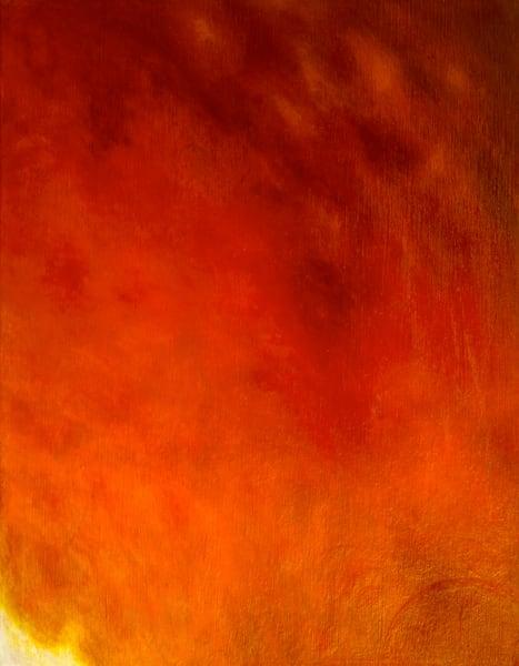 Fire Up Close Art | FireFlower Art
