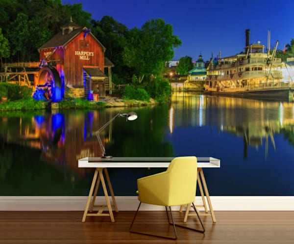 Disney After Dark - Disney Wall Murals | William Drew