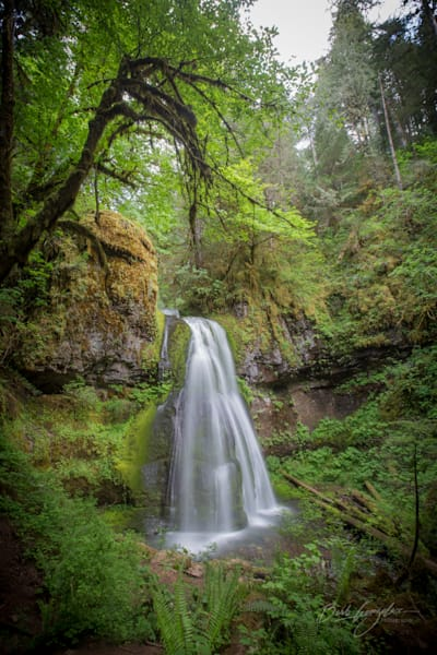 Spirit Falls Photo for sale by Barb Gonzalez Photography