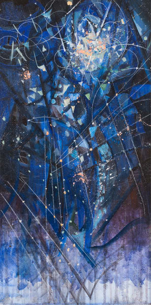 Crescendo In Blue Art | Freiman Stoltzfus Gallery