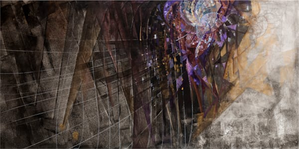 Crescendo In Purple Art | Freiman Stoltzfus Gallery
