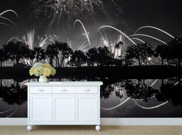 Illuminations Reflections 3 - Disney Wall Murals   William Drew