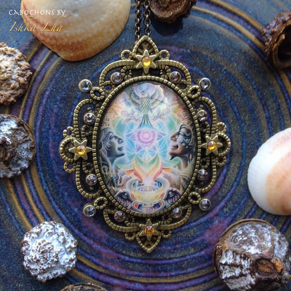 Treasures - Visionary Art Products for Sale - The Art of Ishka Lha