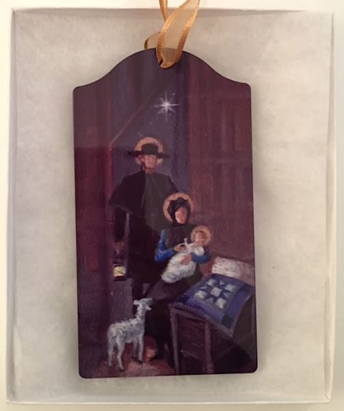 Amish Nativity | Freiman Stoltzfus Gallery