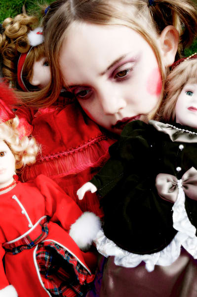 Girls and Dolls 3