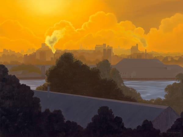 Dawn - Brisbane River