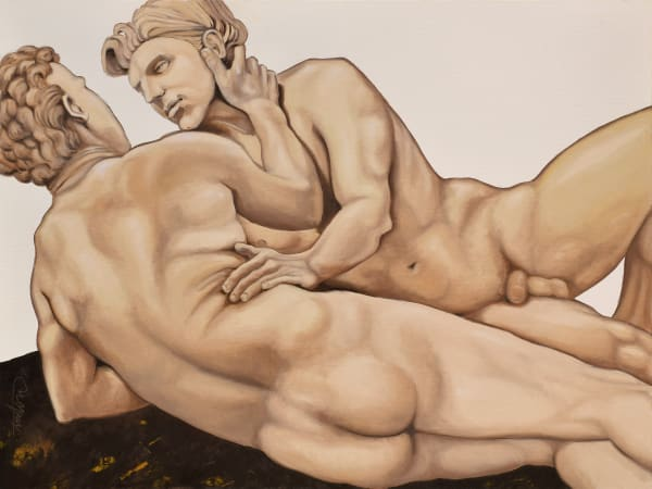 """""""The Forgiveness of Stone"""" by artist, Anton Uhl"""