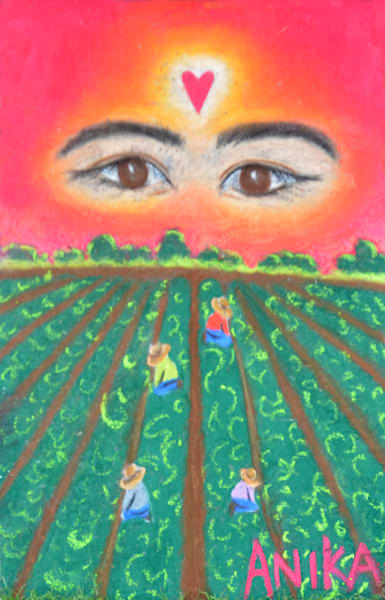 Crops with Eyes in the Sky (2017)