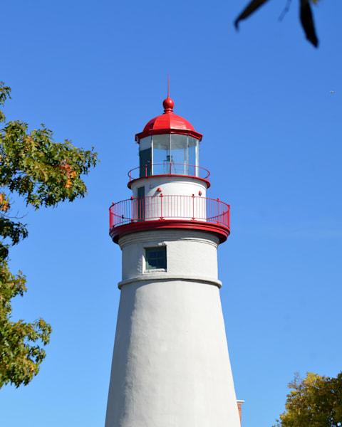 Marblehead Lighthouse l  l June Bell Artist
