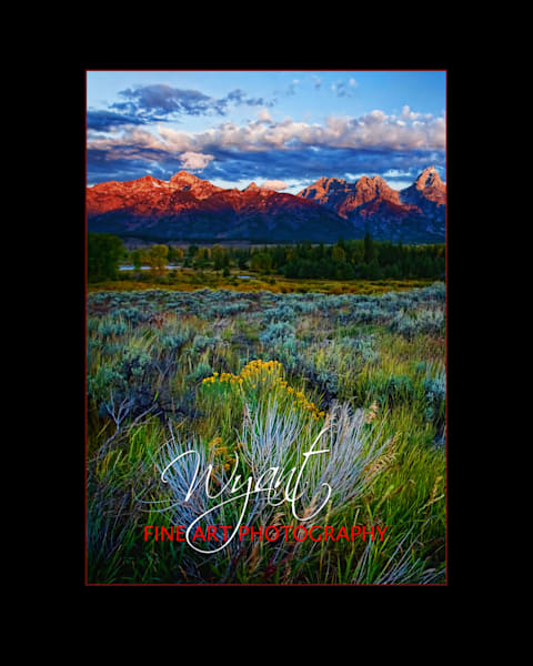 Spring Tetons:  Shop Fine Art Photography | Jim Wyant, Master Craftsman (317)663-4798