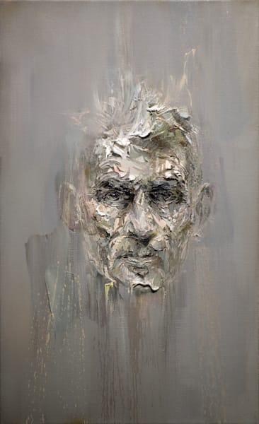 Samuel Beckett par Mathieu Laca