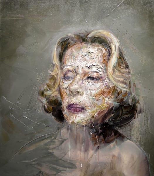Jeanne Moreau par Mathieu Laca