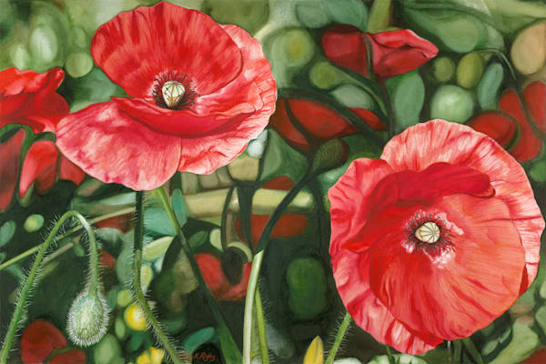 Poppy Passion - Original