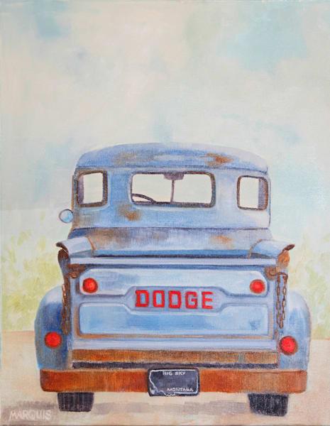 Custom Dodge Truck