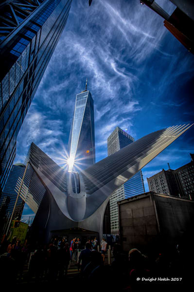 The Oculus and Freedom Tower 1 2488