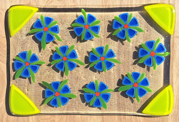 Fused Glass Trivets - Various