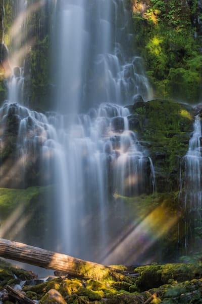 Proxy Falls Rainbow