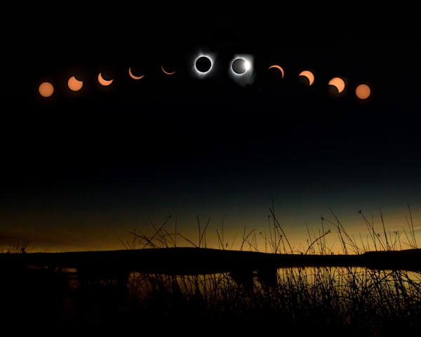 Total Eclipse 2017- Composite