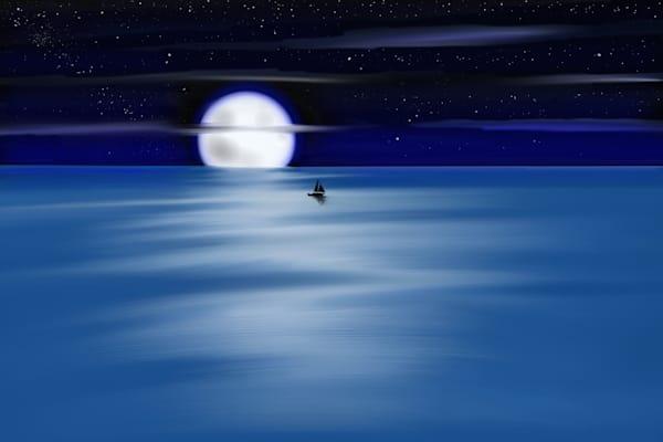 Blue Moon Art   Dave Fox Studios