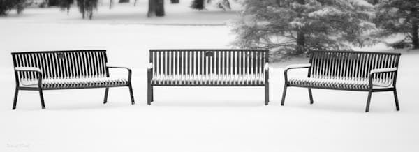 Three Benches Photography Art | Patrick O'Toole Photography, LLC