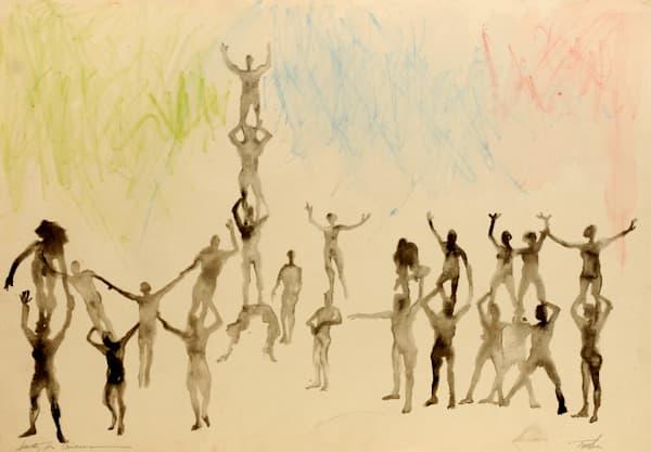 Study for Circus