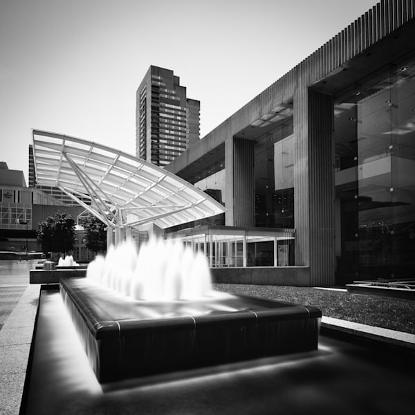 Crown Center Entrance Fountain