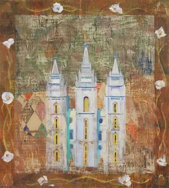 Salt Lake Temple - Heritage of Women