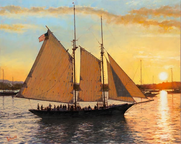 Naval and Maritime Paintings and Prints