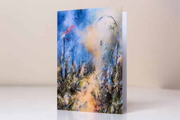 Mist - Fine Art Greeting Card | Samantha Kaplan